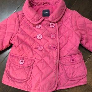 Baby Gap girls 12-18 months warm dressy coat